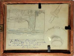7. Stanisławski, zestaw szkiców 2